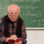 Gastspiel von Horst Schroth