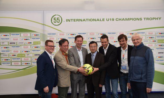 U 19 Trophy – Fortuna verliert Auftaktspiel