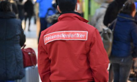 Reisendenlenker – neue Spezies am Hauptbahnhof