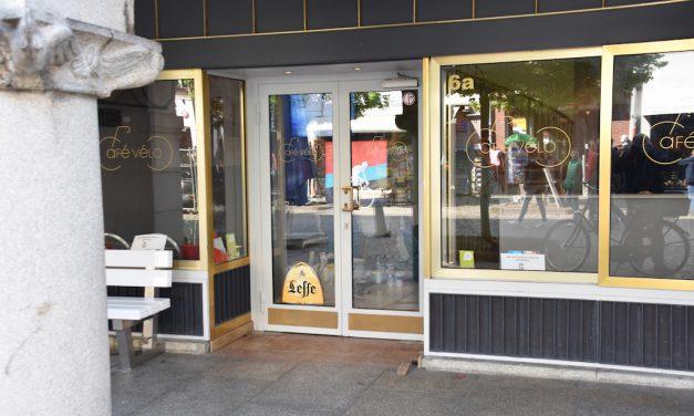 Wiedereröffnung Café Velo – frischer Wind mit schalem Nachgeschmack