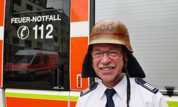 Schade – Brandrat Heinz Engels is wech
