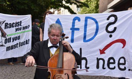 AfD eröffnet Bundestagswahlkampf in Düsseldorf