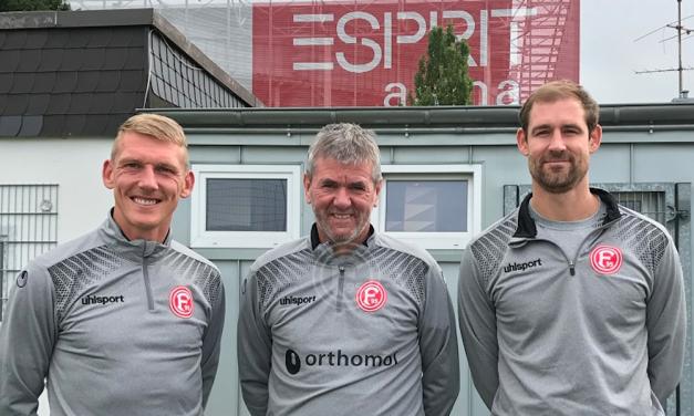 Thomas Kleine und Axel Bellinghausen neue Co-Trainer