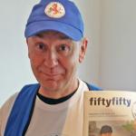 Tillys Thesen bei fiftyfifty – kaufen, helfen, lachen