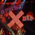 Weihnachten mal gerockt – das Publikum quittierte es mit Standing Ovation