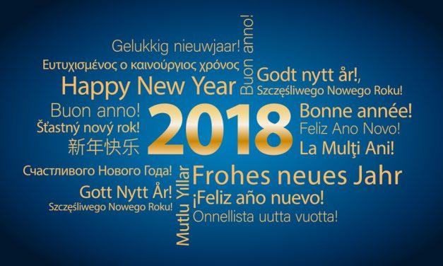Willkommen 2018