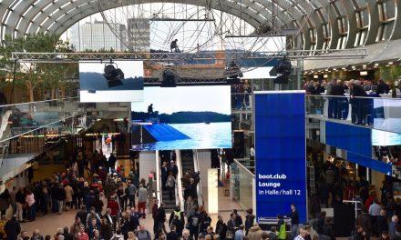 1.923 Aussteller an Bord der weltweit größten Wassersportmesse