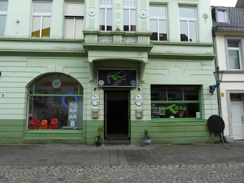T-Bar Gerresheim Foto: LOKALBÜRO