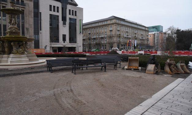 Fortschritte am Corneliusplatz
