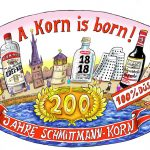 """A Korn Is Born"" – Jacques Tilly kreiert Aktionslogo"