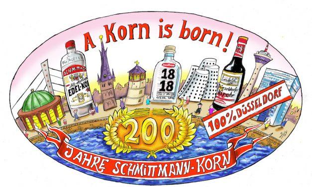 """A Korn Is Born"" – Jacques Tilly kreiert Aktionslogo"