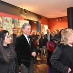 Erste Ausstellung im Mutter Ey Café