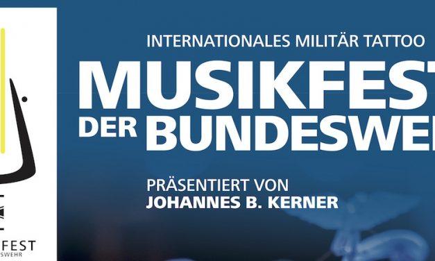 MUSIKFEST DER BUNDESWEHR 2018