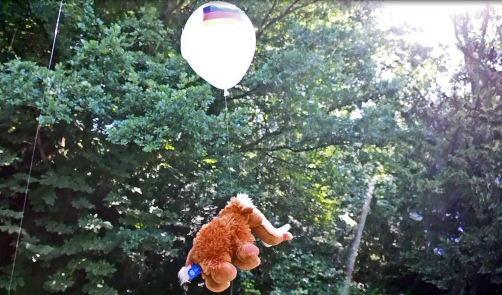 Tinka machts vor: So fliegen wir ins Endspiel Fotos: Saskia Hucklenbruch