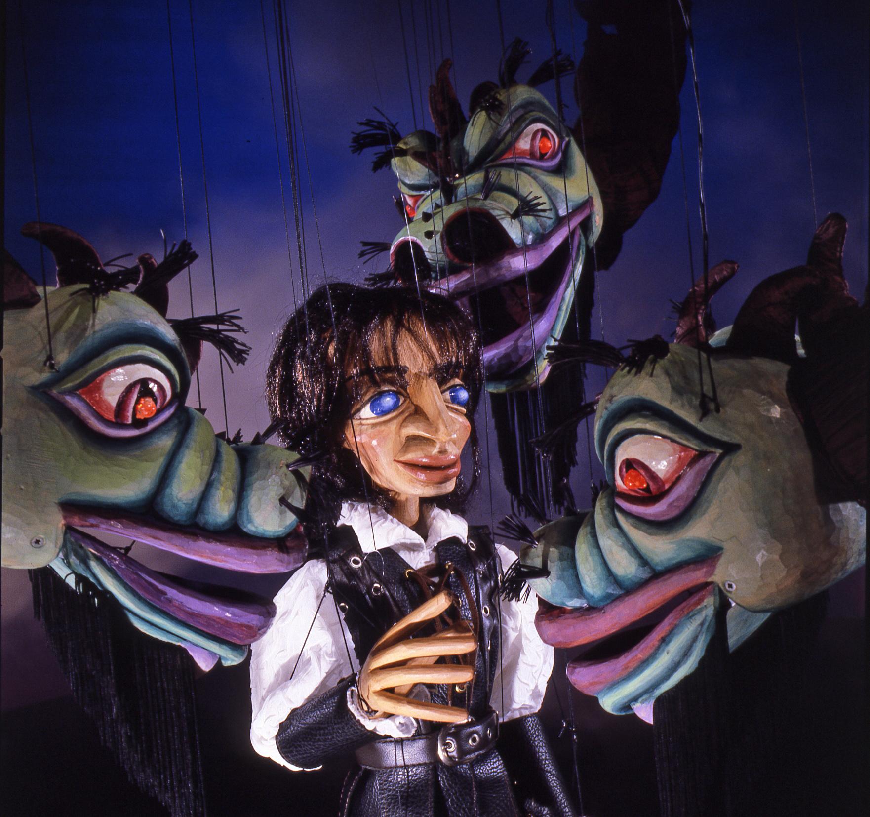 Marionetten-Theater)