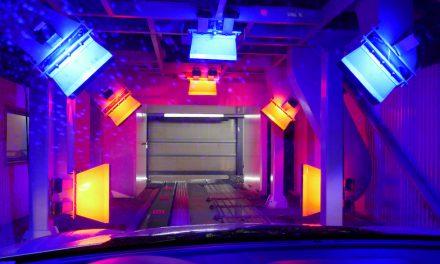 Nix Kö- Disco – hier werden Autos trocken gepustet