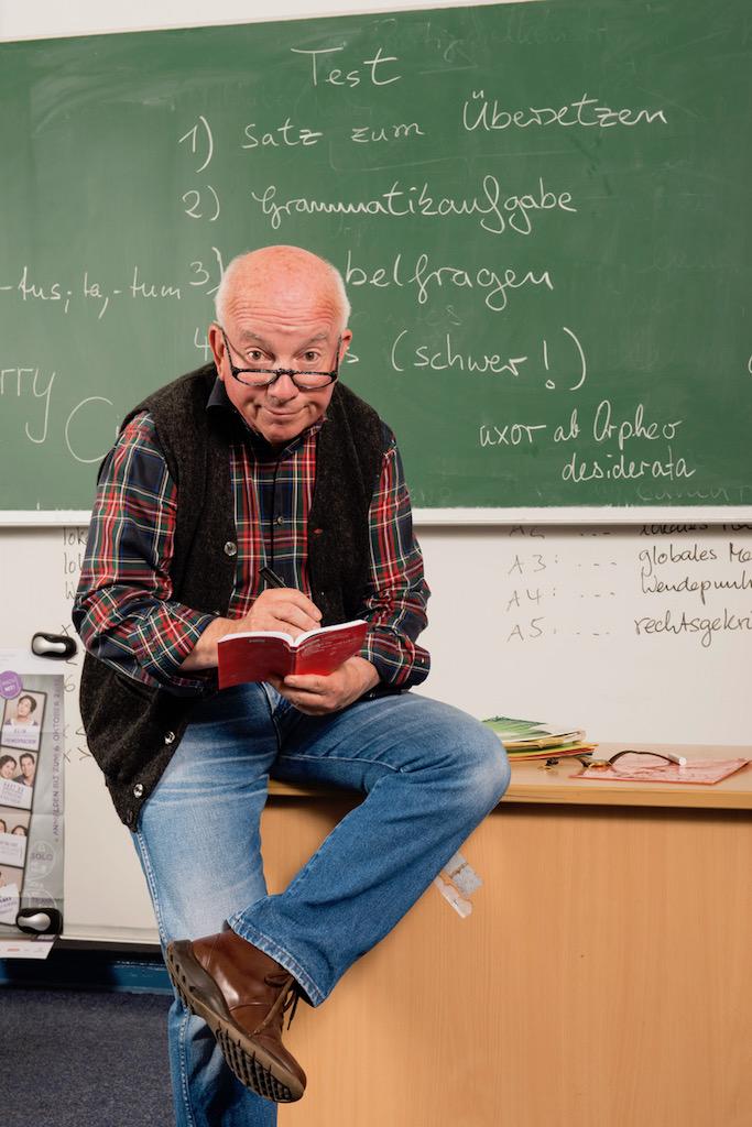 Horst Schroth Foto: Kom(m)ödchen