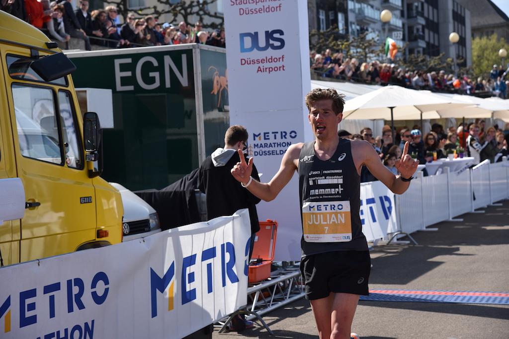 6. Platz Julian Flügel (GER)
