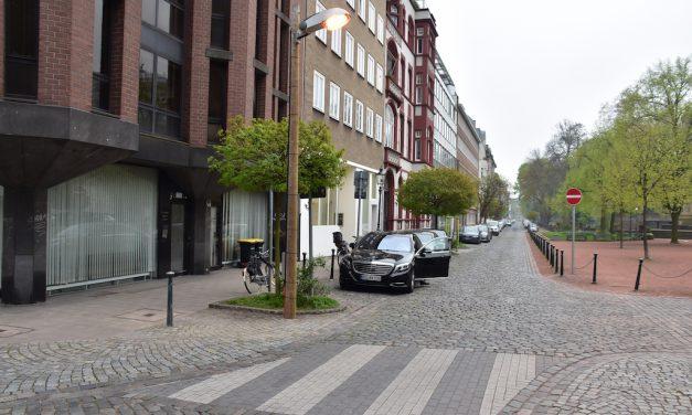 Poststraße – Zebrastreifen für Kinder soll weg