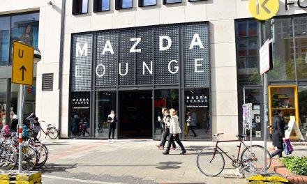 Mazda Lounge auf der Schadowstraße