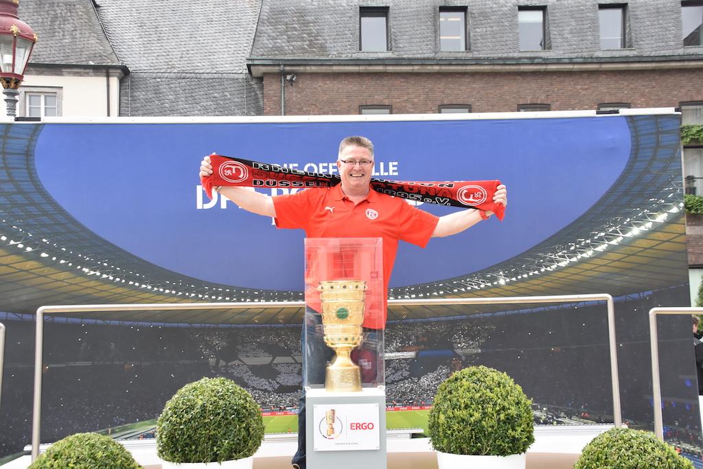 Thomas aus Düsseldorf Foto: LOKALBÜRO