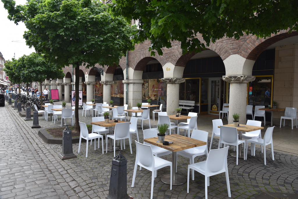 Café Vélo heute 16 Uhr Foto: LOKALBÜRO