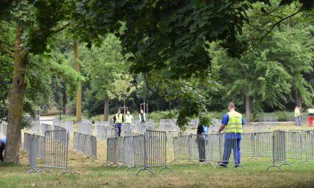 Hofgarten wird Fahrradparkplatz