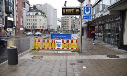 Baumängel am U-Bahnhof Pempelforterstraße…