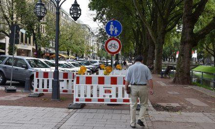 Radfahren verboten..