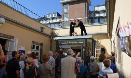 Der Tag der offenen Tür – ein kleines Theaterfest