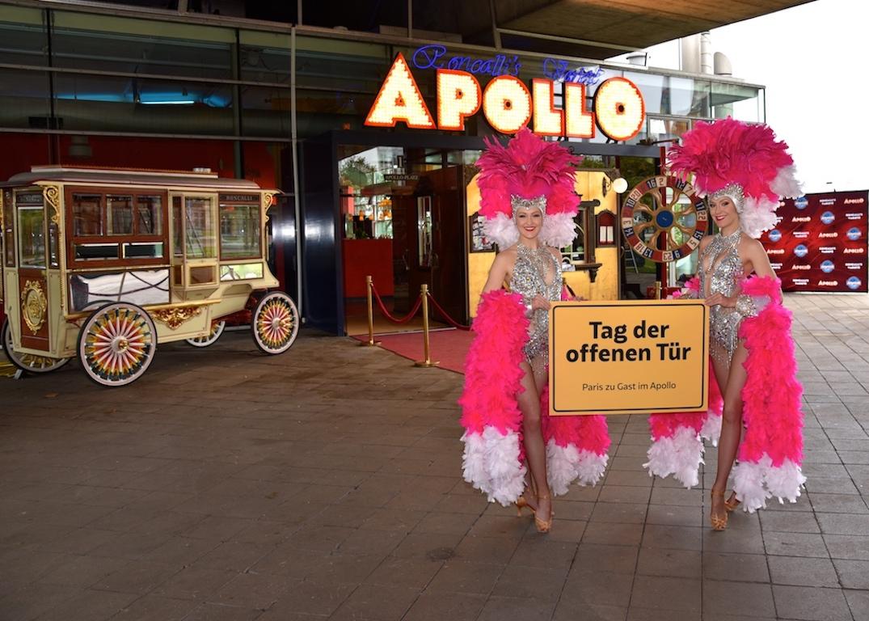 Apollo Düsseldorf Foto: LOKALBÜRO