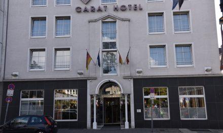 Carat Hotel am Carlsplatz schließt