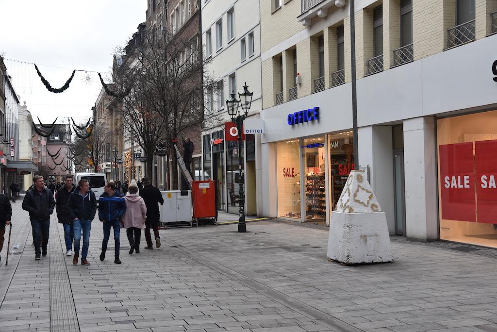 Flingerstraße Foto: LOKALBÜRO