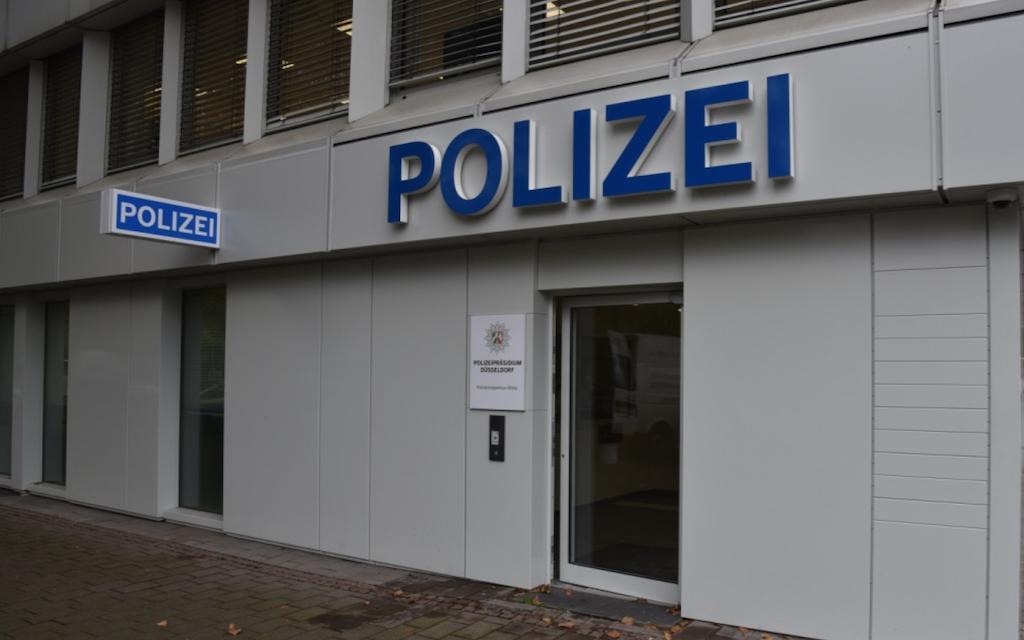 Silvesterbilanz der Düsseldorfer Polizei