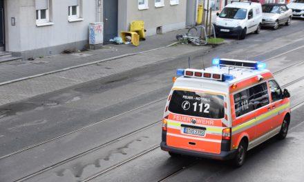 "Orkantief ""Friederike"" in Düsseldorf angekommen"