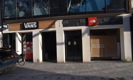 Zwei Geschäfte haben die Altstadt verlassen