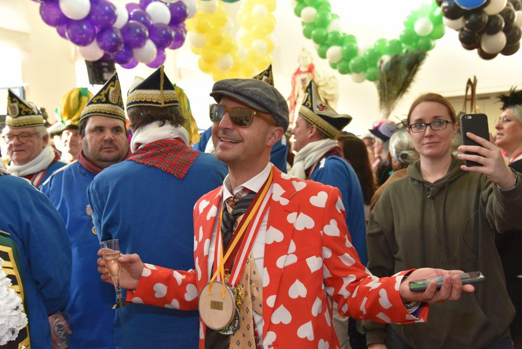 Karneval im Rathaus Foto: LOKLABÜRO