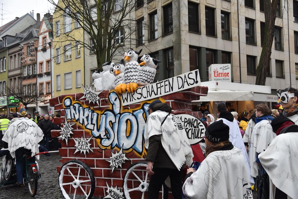 Kinderumzug 2018 Foto: LOKALBÜRO