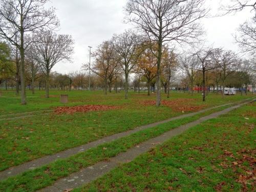 Messeparkplatz