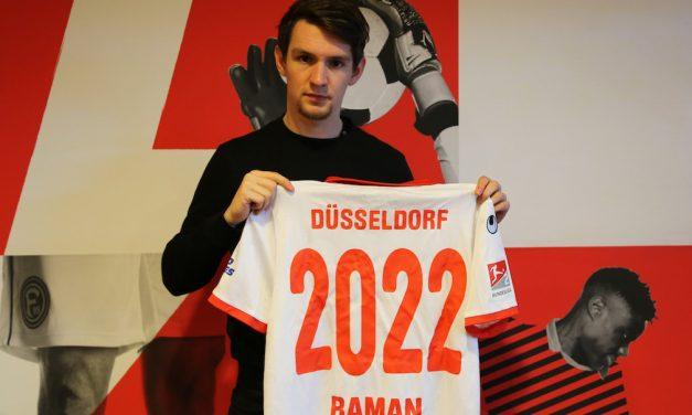 Fortuna verpflichtet Benito Raman bis 2022