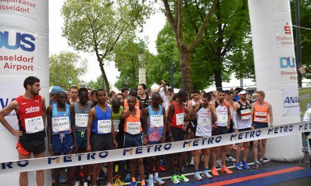 Metro Marathon – Sieger lief Umweg von einem Kilometer