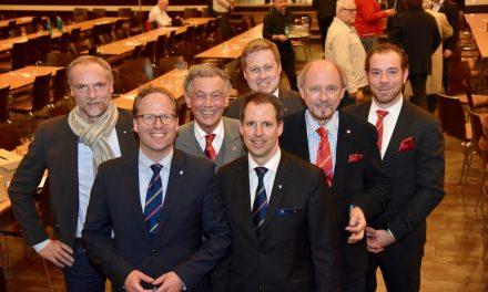 Jahreshauptversammlung bei den Düsseldorfer Jonges