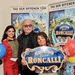 Roncalli – der Circus kommt in die Stadt