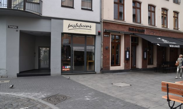 Neue Eisdiele am Carlsplatz ?