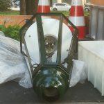 Weitere neue Gaslaternen für den Hofgarten