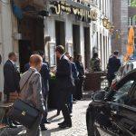 Präsident der Ukraine zu Besuch in der Altstadt