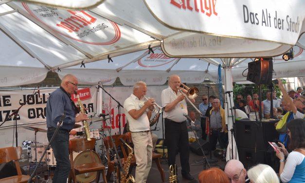 26. Jazz Rally mit etwas weniger Besuchern