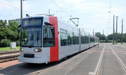 Frischzellenkur für die Straßenbahn des Typs NF6