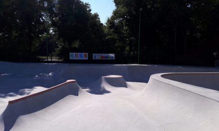 Skatepark Eller eröffnet, aber fertig ist anders