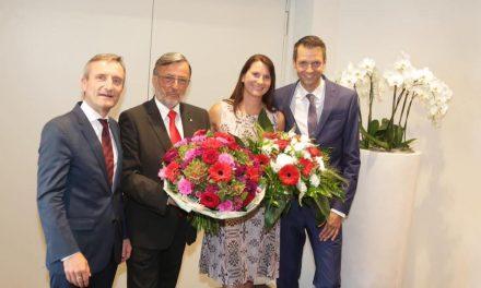 Düsseldorf hat ein neues Prinzenpaar